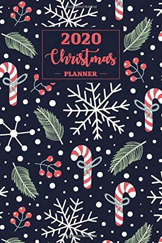 2020 Christmas Countdown Planner Amazon.com: Christmas Planner 2020: Merry christmas planner and
