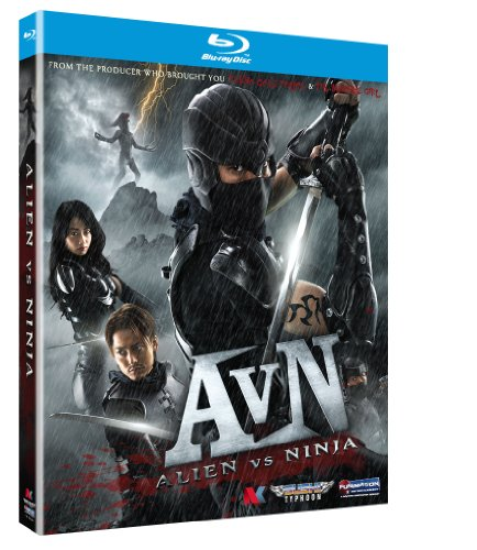 Alien vs. Ninja [Blu-ray]