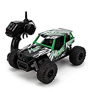Rabing Remote Control Cars, 1/16 Scale Electric Racing Car 2.4Ghz High Speed Off-Road Vehicle Crawler Truck
