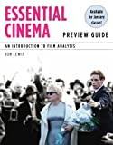Essential Cinema 1st Edition