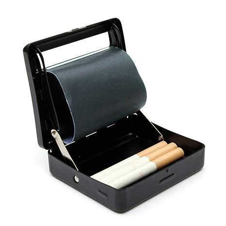Máquina de liar cigarrillos automática, 70 mm: Amazon.es ...