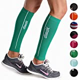 Best Compression Calf Sleeves - dimok Calf Compression Sleeve Pair - Leg Compression Review