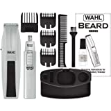 Wireless Men's Beard Trimmer and Ear/Nose Trimmer by Wahl