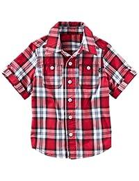 OshKosh B'Gosh Baby Boys' Button Up Shirt