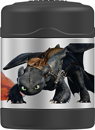 Thermos Funtainer Ounce Train Dragon