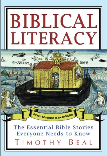 Biblical Literacy: The Essential Bible Stories Everyone Needs to Know cover