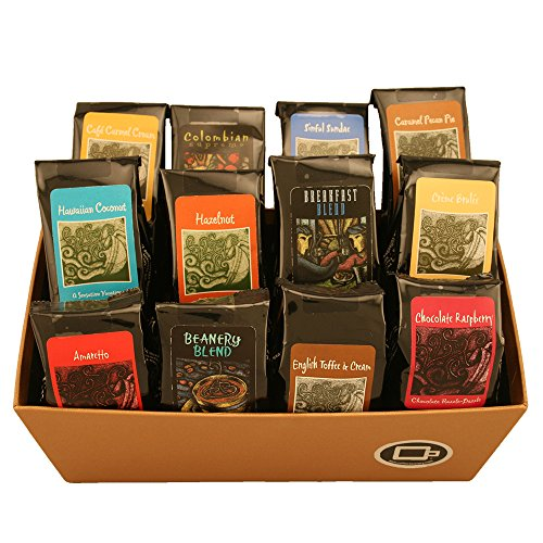 Coffee Gift Box (Indulgent Selection Gift Box)