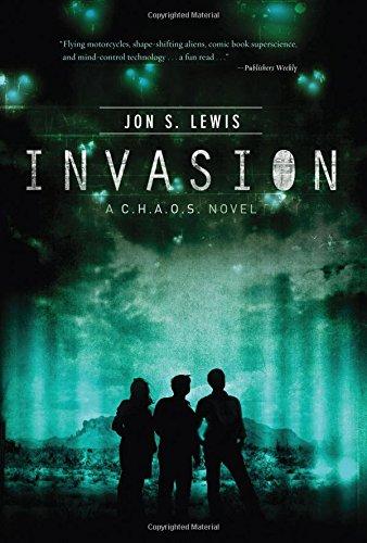 Download Invasion (C.H.A.O.S. Novel) ebook