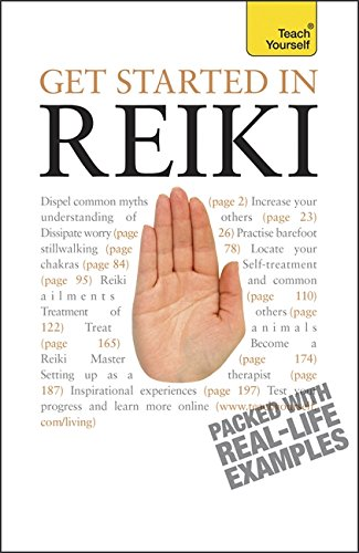 Get Started in Reiki: Teach Yourself (Teach Yourself - General)