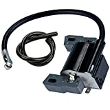 power mover - Harbot 796964 695711 Ignition Coil Solid State Module with 791745 Fuel Line for Briggs&Stratton 802574 493237 492416 Engine Pressure Washer Lawn Mover