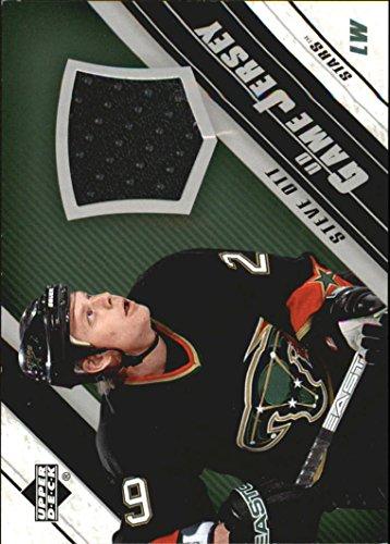 2005-06 Upper Deck Jerseys #JSOT Steve Ott Game-Worn Jersey Card