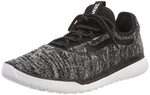 white Cerus Noir knit Vans Sneakers U17 Black Homme Lite Basses CqxwR7
