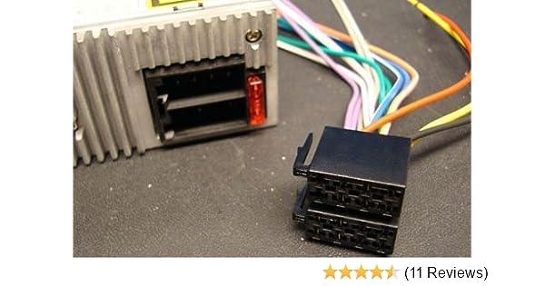 amazon com xtenzi replacement 2 piece 8 pin wire harness compatible rh amazon com