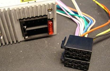 amazon com jensen phase linear mp3 dvd radio wire plug harness rh amazon com