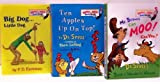 10 apples up on top - Mr. Brown Can Moo! Can You? / Ten Apples Up On Top / Big Dog Little Dog (Bright and Early Board Book
