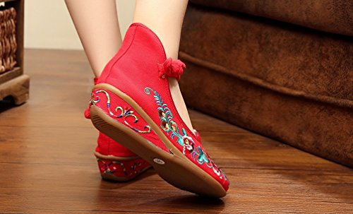 Tianrui Crown Tianrui Crown Red mujer Red Sandalias Crown mujer Tianrui Red Sandalias Tianrui Sandalias mujer qT1qAp