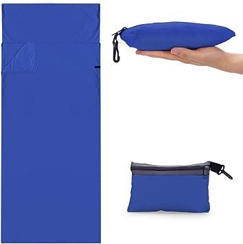 Amazon.com: Sacos de dormir Liner, ultraligero Envelope ...
