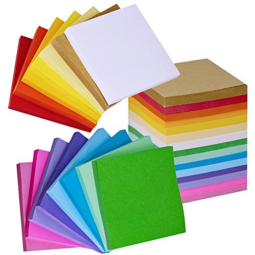 Supla 15 Pack 15 Colors Self-Stick Notes Pads Sticky Notes Notepad Note Stickers Memo Pad Sticker Note Paper - 3