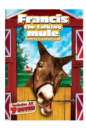 (Francis the Talking Mule Complete Collection)