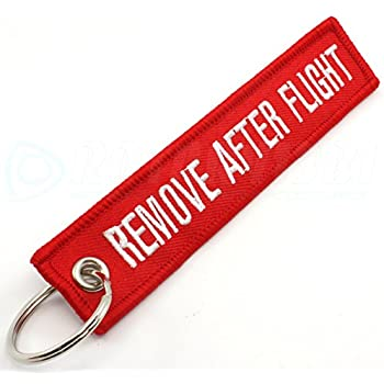Rotary13B1 REMOVE AFTER FLIGHT - Keychain