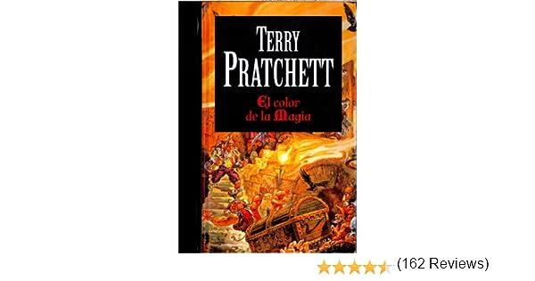 El Color De La Magia: Amazon.es: Pratchett, Terry (1948-) : Libros