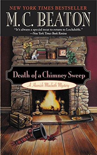 Death of a Chimney Sweep (Hamish Macbeth Mysteries Book 26)