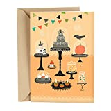 Hallmark Signature Halloween Greeting Card (Eat, Drink, and Be Scary)