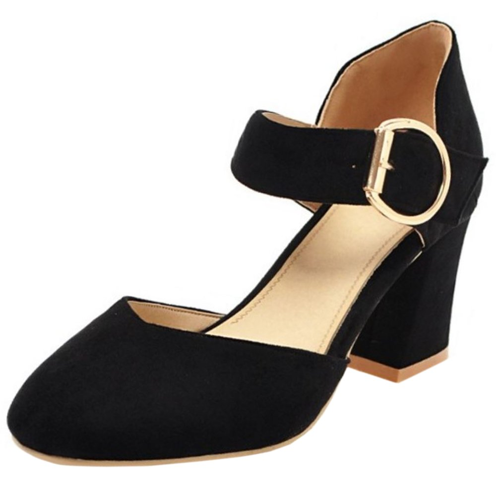 Zanpa Femmes Doux D Orsay Orsay Femmes B076GRT4HG Chaussures 1#black 770a132 - conorscully.space