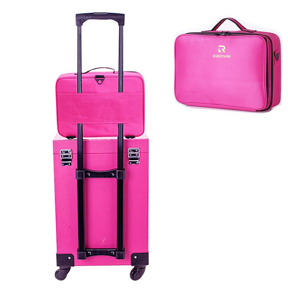 Amazon.com: Travelmall maletín organizador de ...