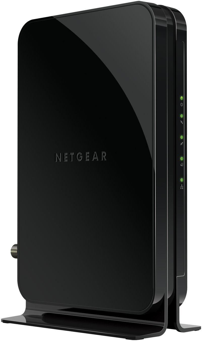 NETGEAR Cable Modem CM500 - Compatible with all Cable Providers including Xfinity by Comcast, Spectrum, Cox | For Cable Plans Up to 300 Mbps | DOCSIS 3.0 by NETGEAR