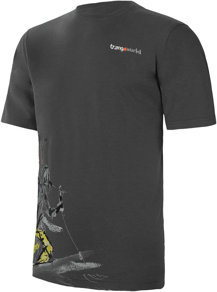 Trangoworld The Lonely Short Camiseta Hombre