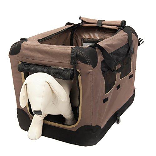 Favorite Top Load Soft Portable Car Travel Vet Visit Pet Dog Cat Carrier