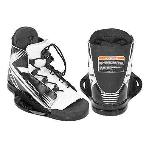 AIRHEAD Watersports Airhead Venom Wakeboard Bindings - Men's 9-12