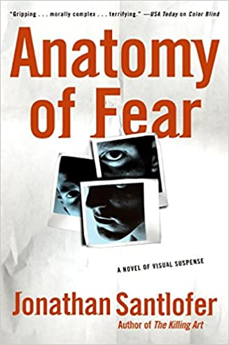 Book Anatomy of Fear: A Novel of Visual Suspense
