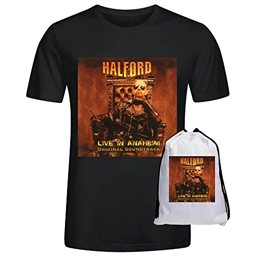 Halford Live In Anaheim T Shirts For Mens - Doctor J Tshirt