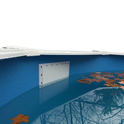 Simpooltec SS-Series Widemouth Above Ground Pool Skimmer Winterizing Plug