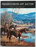 img - for Fredericksburg Art Auction | May 2, 2015 | Fredericksburg, Texas book / textbook / text book