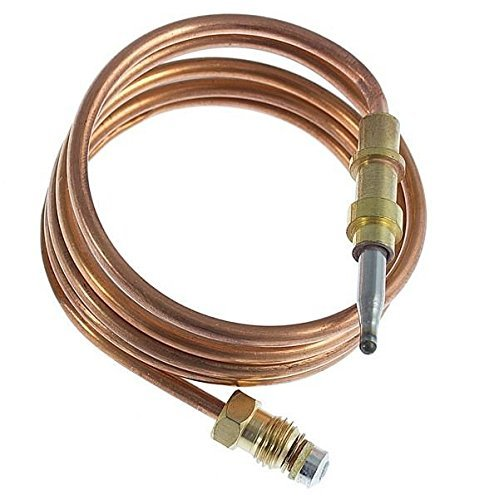 Kozy World 24-3508- 800mm Thermocouple Fits all Kozy World Vent Free Gas Heaters by Kozy World