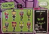 Invader Zim Original Minis Bobble Head Blind Bag Figures - Pack of 3