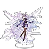 Kawaii Genshin Impact Stand Figure,Game Acrylic