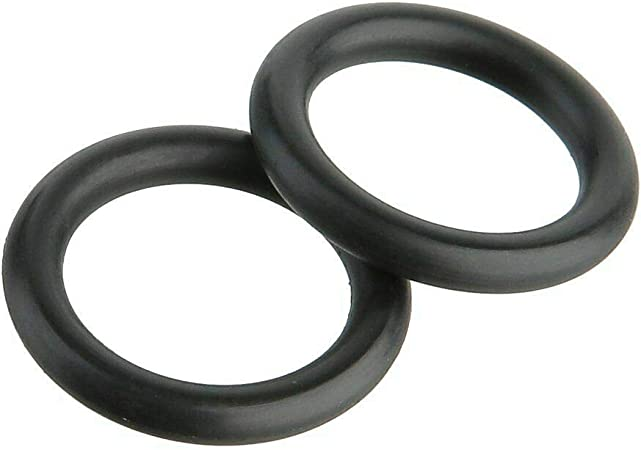 2 pc Spare O Rings Replacemen for Soft Plastic Lure Injector Mold 120 ml 4 oz