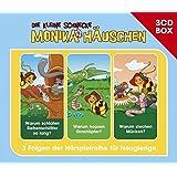 Die kleine Schnecke Monika Häuschen 3-CD Hörspielbox Vol. 4