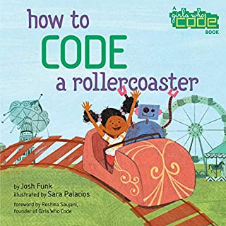 Book Cover: How to Code a Rollercoaster