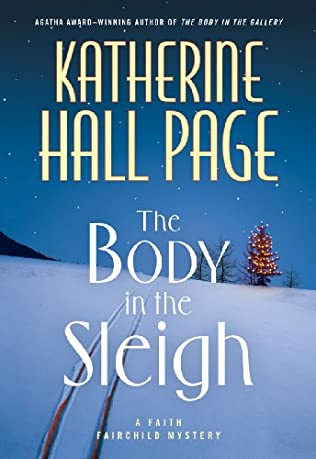 book cover of The Body in the Sleigh