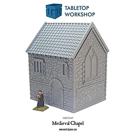 Tabletop Workshop 28mm Medieval Chapel