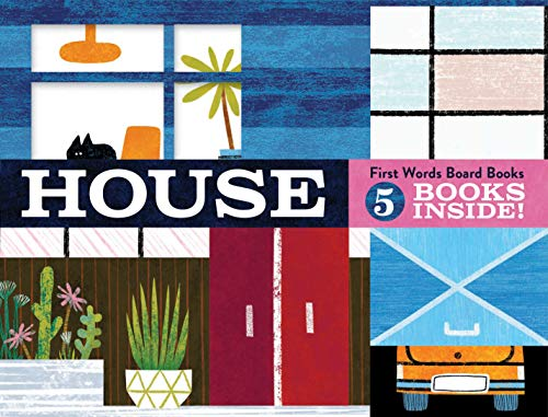 House: First Words Board Books: ...