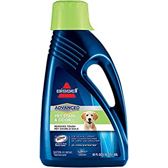 Bissell Pet Stain and Odor Carpet Cleaner, 88N2