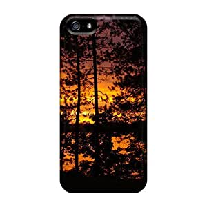 NikRun Snap On Hard Case Cover Silouette Protector For Iphone 5/5s by icecream design