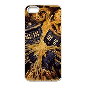 Doctor Who special box Cell Phone Case for iPhone 5S