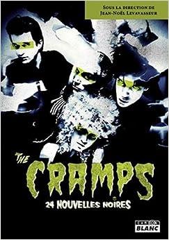 Book THE CRAMPS 24 nouvelles noires